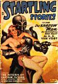 Startling Stories, January 1950